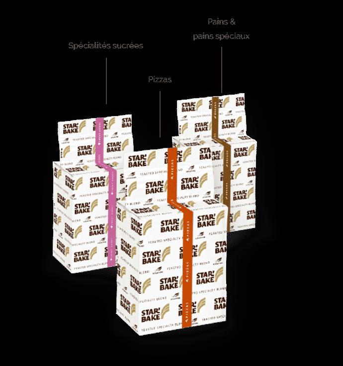 packaging starbake